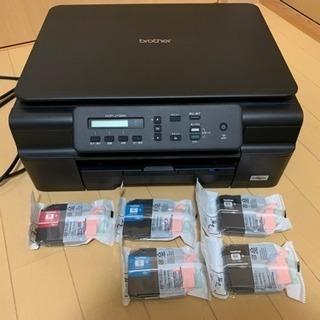 中古 ブラザーDCP-J132Nスキャナー付きプリンター☆WiF...