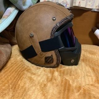 バイク ヘルメット 美品