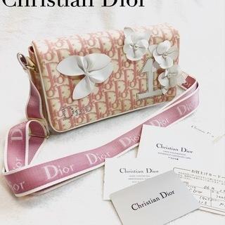 お値下げ!Christian Dior  トロッター柄 ショルダ...