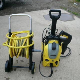 ケルヒャー 家庭用 高圧洗浄機 K2.900 50Hz ホースリ...