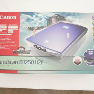 Canon キャノン Canoscan D1250U2F …