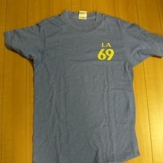 子供用 グレーブルー Tシャツ サイズ140~150cm位