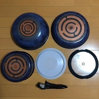 T-fal ガス用 フライパン鍋6点セット