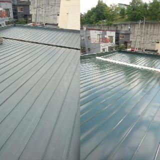 屋根塗装、点検など