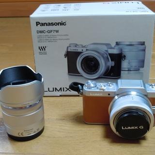 カメラ Lumix GF7W