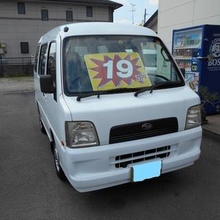 4WD 5速車 エアコン付!!!