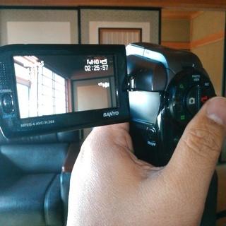 フルHDビデオカメラ SANYO Xacti DMX-HD101...