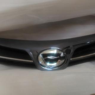 ●トヨタ カローラフィールダー W×B 2019年式 新品フロント...
