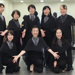 メロディーコーラス  Melody Chorus  メンバー大募集中!