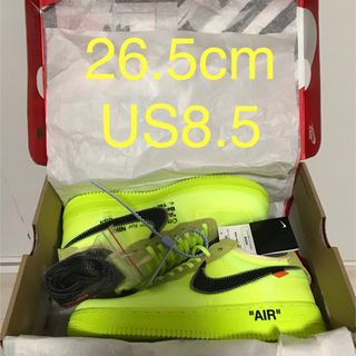 NIKE Air Force 1 low Off White V...