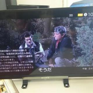 ●●ソニー  BRAVIA 24型 液晶テレビKDL24-WA6...