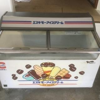 冷凍ストッカー  ジャンク品