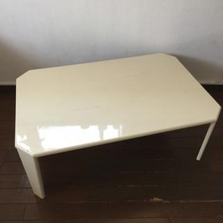 LIFELEX ローテーブル 9060WH