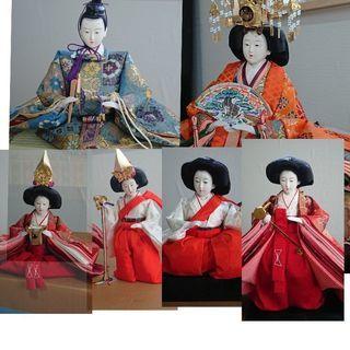 七段飾り雛人形
