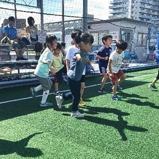 運動能力のベースをワンランクアップ?!親子で楽しくかけっこ教室4/7