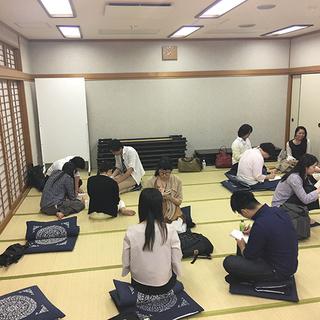 ヴィパッサナー瞑想(マインドフルネス)入門 瞑想会【5/19(日) 開催】 - 中央区