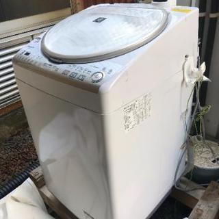 引き渡し予定者決まりました。シャープ 洗濯機 8kg
