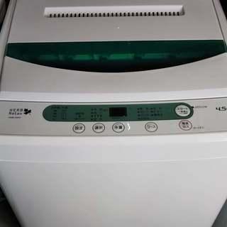 新生活応援! 全自動洗濯機 4.5kg 2014年