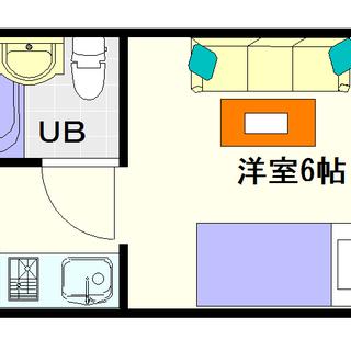 【プレアール日本橋Ⅱ】3号タイプ!1Kタイプ!一回見てよ☆
