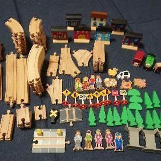 木製レール セット 木製 レール