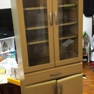 【4/8日以降のお取引】食器棚