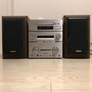 【最終】銘品 A-1001 アンプ・CD・チューナー セット