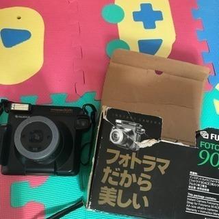 インスタントカメラ フォトラマ90ACE
