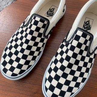 美品!vansの靴!27センチ