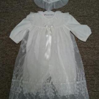 お宮参りベビードレス(赤ちゃんの城)