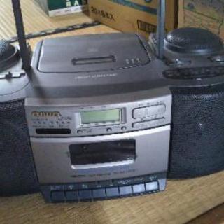CD不良ラジカセ アイワ CSD-ES70 96年製
