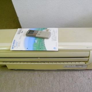 エアコン 霧ヶ峰 MSZ-FX257 100V 冷房2.5kw ...