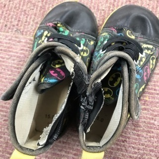 バットマン 15cm 靴
