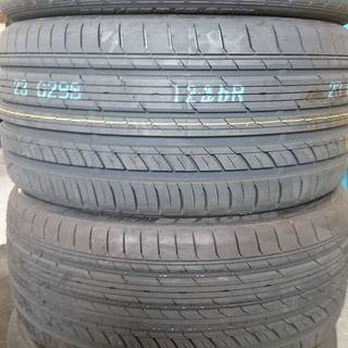 アルファードタイヤ 新品タイヤ 4本工賃込み