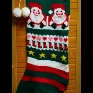 サンタクロース靴下