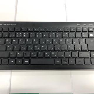 Elecom ワイヤレスキーボード