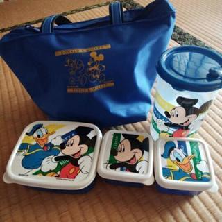 ディズニーの容器セット新品