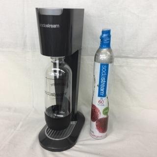 【新品】SodaStream  炭酸水メーカー