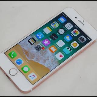 IPHONE 7 32GB ROSE GOLD 本体のみ.