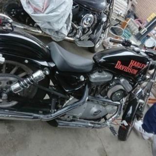 Harley-Davidson バイク 去年車検取得 走行25,0...