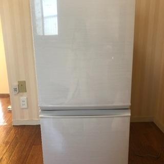 【引取限定】冷蔵庫 シャープ ノンフロン冷蔵庫 SJ-D14D-...