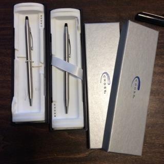 cross ボールペン 2本 開封のみ未使用