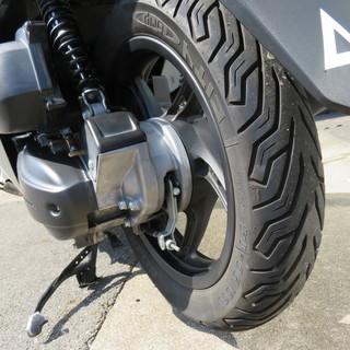 PCX 125 JF56 前後カメラドラレコ付き GIVIスクリーン サイドバイザー ガレージ保管車 - バイク