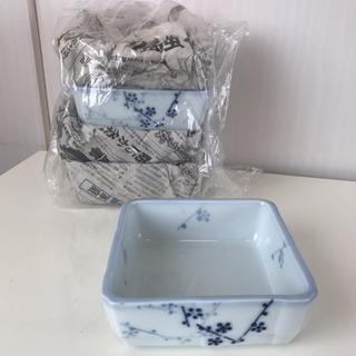 宝山  食器 角皿 5皿セット