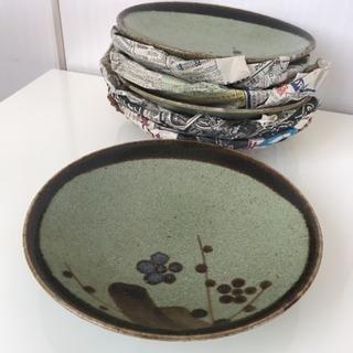 食器  丸皿  7皿セット
