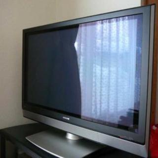 HITACHIプラズマテレビ 37インチ
