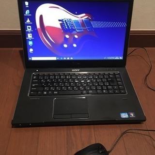 ノートPC Dell core i5 Windows10 15インチ