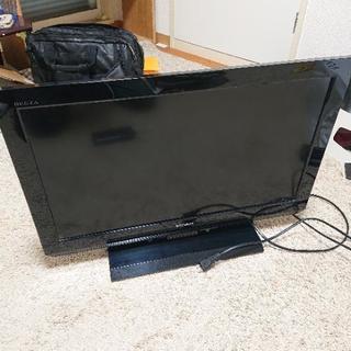 東芝テレビ 26型の画像