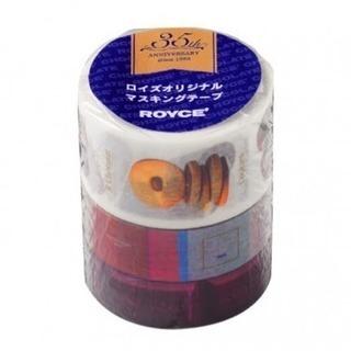 限定 ロイズ オリジナル マスキングテープ