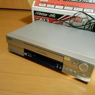 VHSビデオデッキ Victor HR-B13