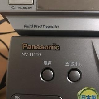 パナソニックVHS Victor DVD